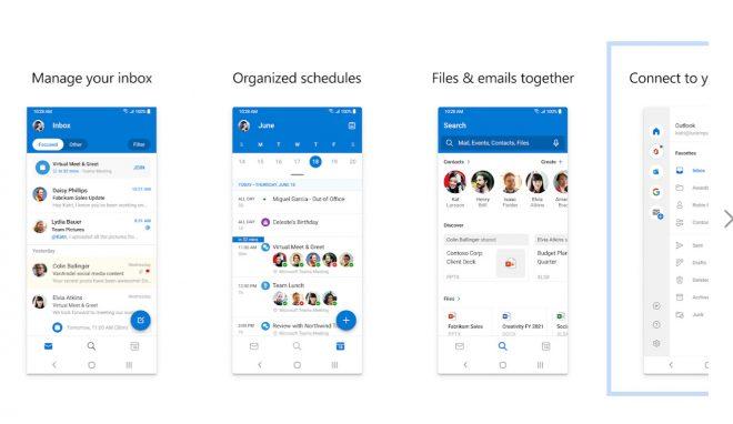 Microsoft Outlook app download