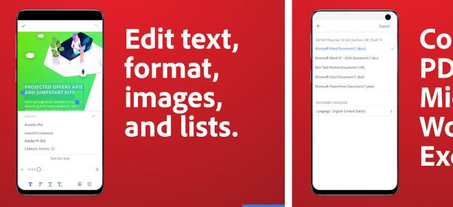 adobe reader android FREE