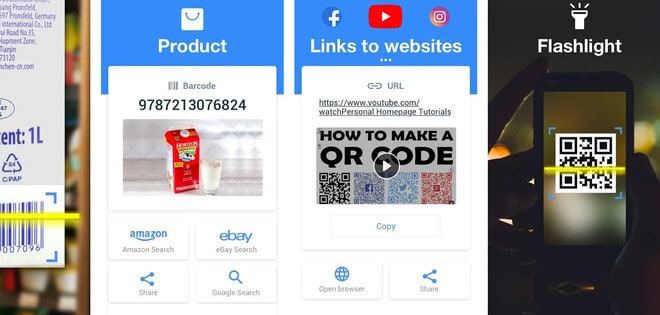 barcode scanner android app free download